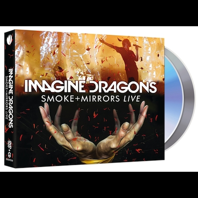 Imagine Dragons - Smoke + Mirrors Live (DVD+CD)