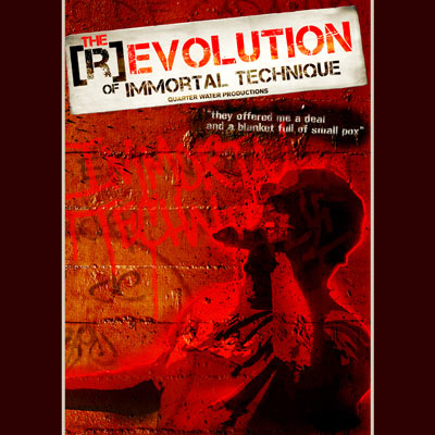 The (R)evolution Of Immortal Technique (DVD) by Immortal Technique