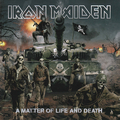 Iron Maiden - A Matter Of Life And Death (Vinyl Reissue)