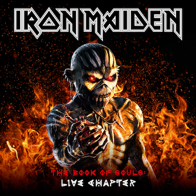 Iron Maiden - The Book Of Souls: The Live Chapter 16/17