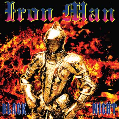 Iron Man - Black Night