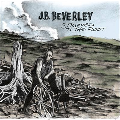Stripped To The Root by J.B. Beverley