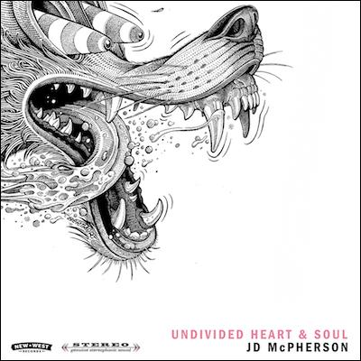 JD McPherson - Undivided Heart & Soul