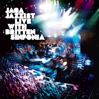 Live With The Britten Sinfonia by Jaga Jazzist