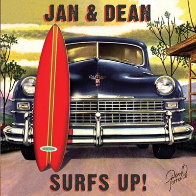 Jan & Dean - Surf's Up!