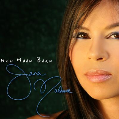 Jana Mashonee - New Moon Born