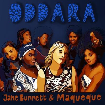 Jane Bunnett And Maqueque - Oddara