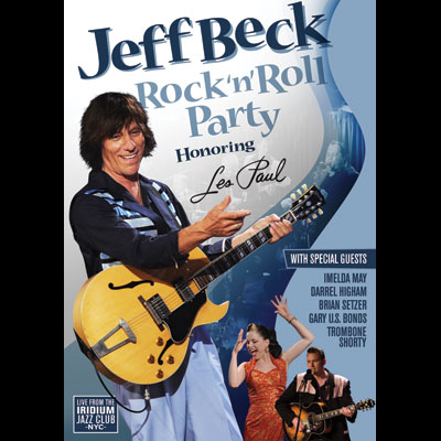 Jeff Beck - Rock 'n' Roll Party (Honoring Les Paul) (DVD)