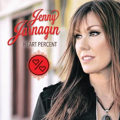 Jenny Jarnagin - Heart Percent EP