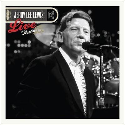 Jerry Lee Lewis - Live From Austin TX (Vinyl)