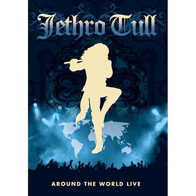 Around The World Live (DVD) by Jethro Tull
