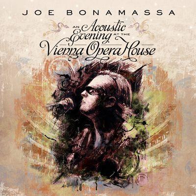 Joe Bonamassa - An Acoustic Evening At The Vienna Opera House (CD/DVD/Blu-ray)