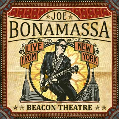 Beacon Theatre: Live From New York by Joe Bonamassa
