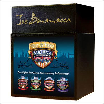Tour De Force: Live In London by Joe Bonamassa