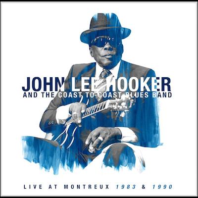 John Lee Hooker - Live At Montreux 1983 & 1990