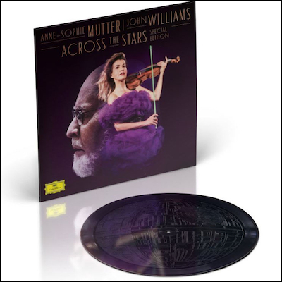 John Williams And Anne-Sophie Mutter - Across The Stars: Special Edition (RSD Exclusive)