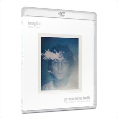 John Lennon & Yoko Ono - Imagine & Gimme Some Truth (DVD/Blu-ray)