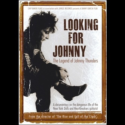 Looking For Johnny: The Legend Of Johnny Thunders (DVD) by Johnny Thunders