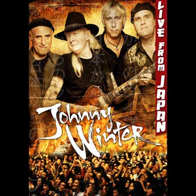 Live From Japan (DVD) by Johnny Winter