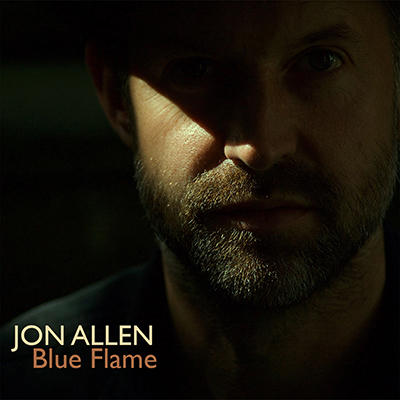 Jon Allen - Blue Flame