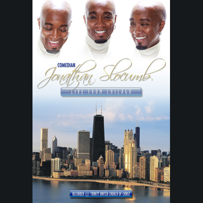 Jonathan Slocumb - Live From Chicago (DVD)