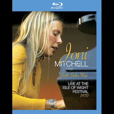 Joni Mitchell - Both Sides Now – Live At The Isle of Wight Festival 1970