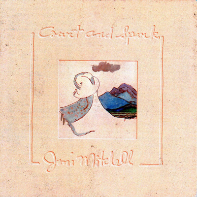 Joni Mitchell - Court And Spark (Vinyl)