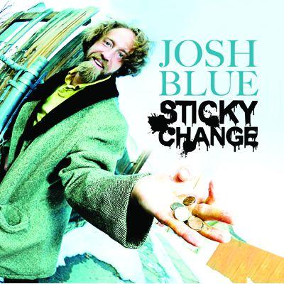Sticky Change (CD/DVD) by Josh Blue