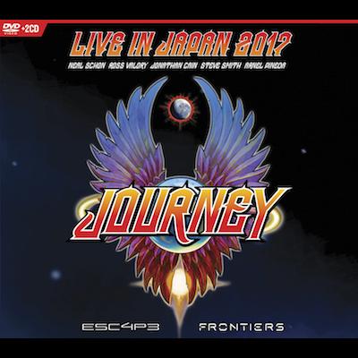 Journey - Escape & Frontiers Live In Japan 2017