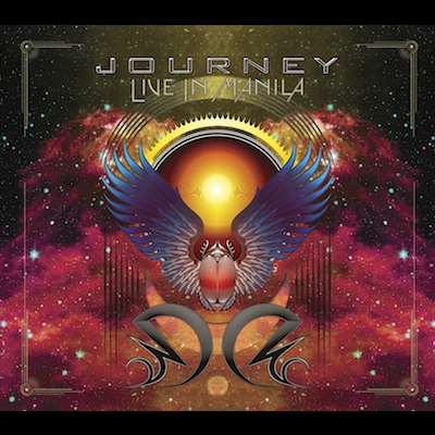 Journey - Live in Manila (DVD+2CD)