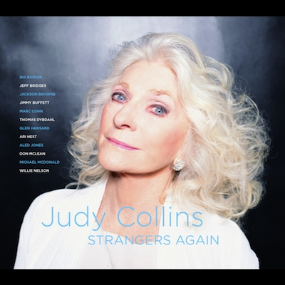 Judy Collins - Strangers Again