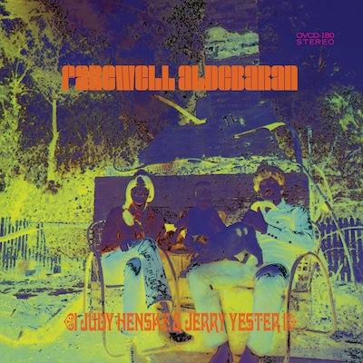Judy Henske & Jerry Yester - Farewell Aldebaran (Deluxe Reissue)