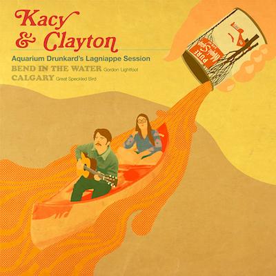Kacy & Clayton - Aquarium Drunkard's Lagniappe Session (Single)