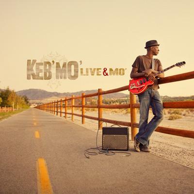 Keb' Mo' - Live and Mo'