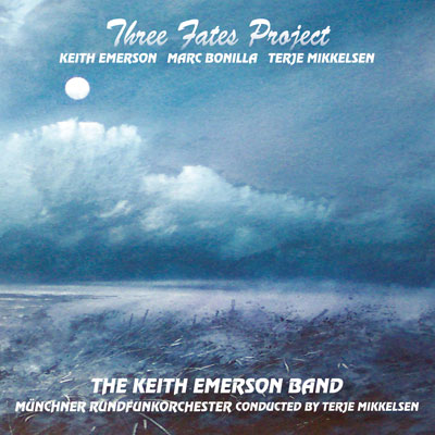 Three Fates Project by The Keith Emerson Band With The Munich Radio Orchestra Keith Emerson, Marc Bonilla, Terje Mikkelsen