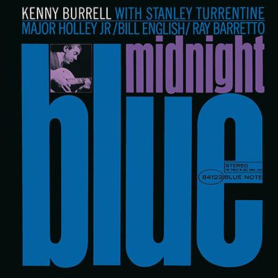 Kenny Burrell - Midnight Blue (Vinyl Reissue)