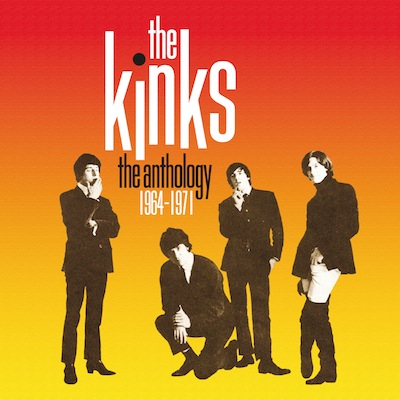 The Anthology 1964-1971 (5CD Box Set) by The Kinks