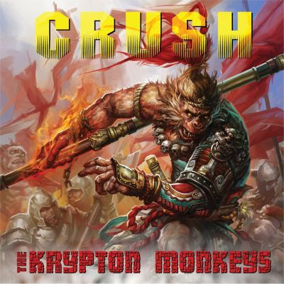 Crush by The Krypton Monkeys