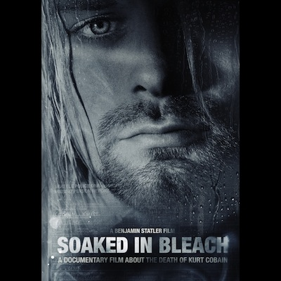 Soaked In Bleach - Documentary About The Death Of Kurt Cobain (DVD)