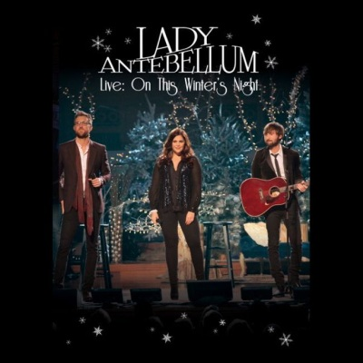 On This Winter's Night (DVD/Blu-ray) by Lady Antebellum