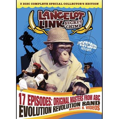 Lancelot Link - Lancelot Link - Secret Chimp (DVD)