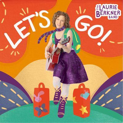 Laurie Berkner Band - Let's Go!