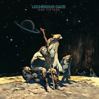 Lecherous Gaze - One Fifteen
