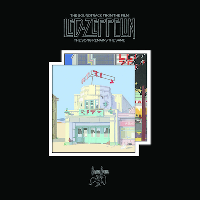 Led Zeppelin - The Song Remains The Same (Reissue)