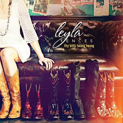 Itty Bitty Twang Twang by Leyla Fences