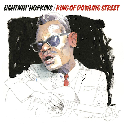 Lightnin' Hopkins - King Of Dowling Street