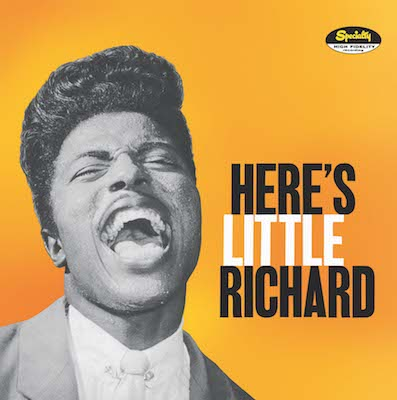 Little Richard - Here's Little Richard (60th Anniversary Deluxe Edition)