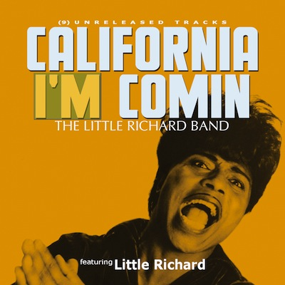 Little Richard Band - California I'm Comin