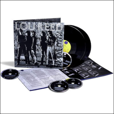 Lou Reed - New York: Deluxe Edition