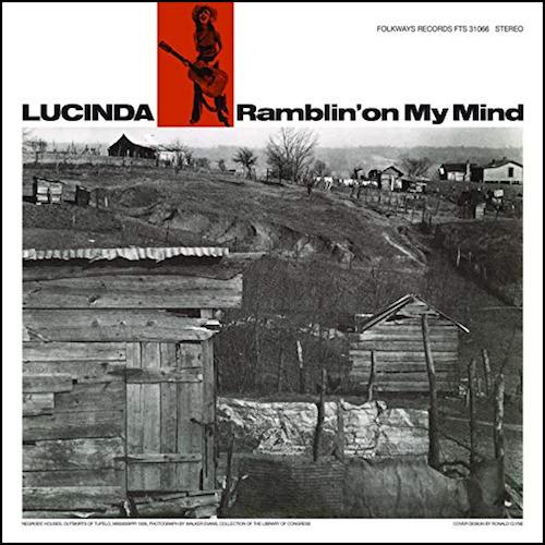 Lucinda Williams - Ramblin' On My Mind (Vinyl Reissue)